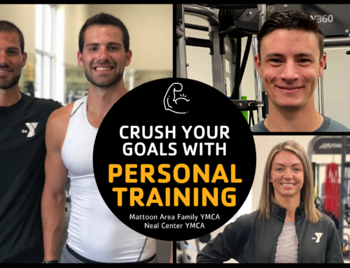 Personal Training Leads to Personal Success